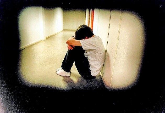 En fjerdedel av tilfellene av selvskading blant unge er forårsaket av alkoholberuselse. (Foto: ANB-arkiv) *** Local Caption *** En fjerdedel av tilfellene av selvskading blant unge er forårsaket av alkoholberuselse.