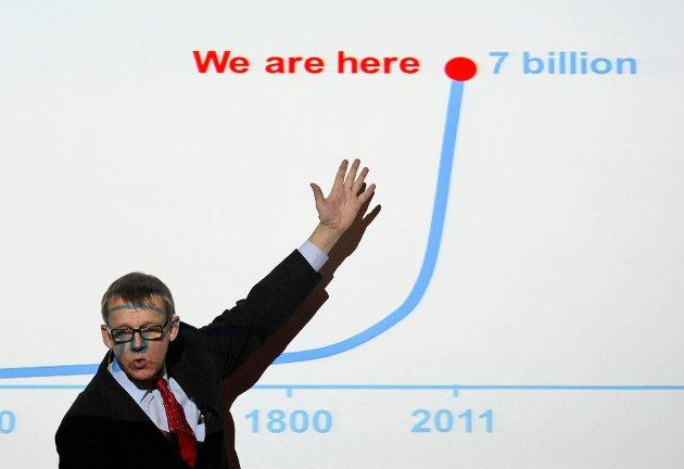 Professor Rosling i kjent stil.