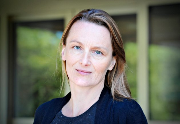 SKRIVER OM POLITIERE I NABOLAGET DITT: Karianne Braathen, politisk redaktør i Drammens Tidende.