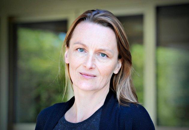 ØNSKER GODT VALG: Karianne Braathen politisk redaktør.