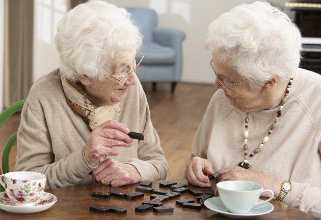 FRISKE ELDRE: Fleire friske eldre og betre samarbeid mellom ulike etater er viktige trekk for utviklingen i Gudbrandsdalen, skriv Ola Helstad.