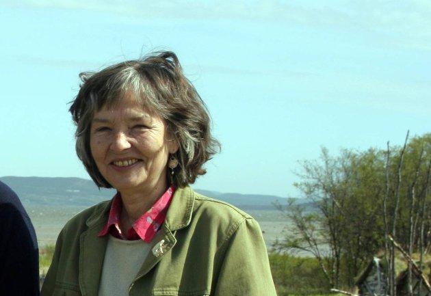 Builledkunstner Johanne Losoa Larsson er gått bort.