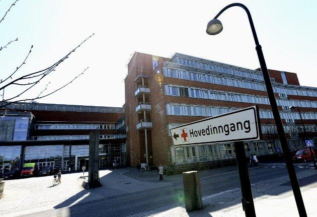 SYKEHUSET I VESTFOLD: Sykehuset i Vestfold har fokusert mye på å redusere antallet korridorpasienter i senere tid, skriver Torunn Grinvoll i Pasient- og brukerombudet.