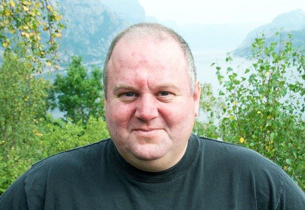 Espen Brekke.