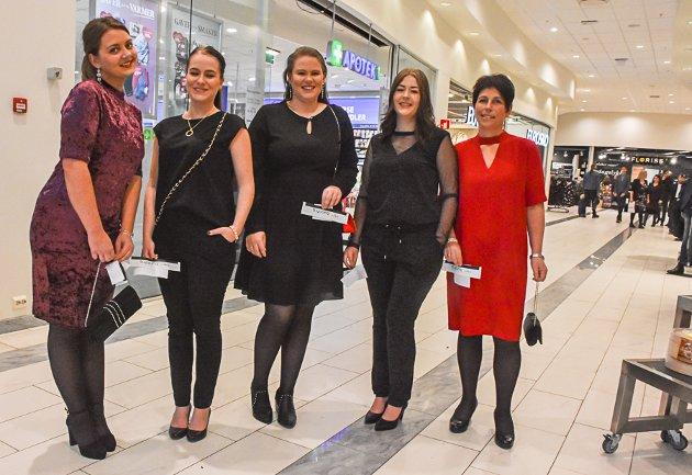 Fashion lørdag på Grisen