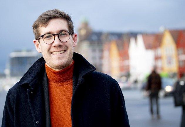 – Vinteren 2020 skrev Vandvik en god tekst om hvordan byen kan få en god og rimelig omkjøringsvei rundt Bergensdalen. Hvis han leser byrådets innspill til NTP våren 2020, og bystyrets vedtak, vil han se at det er svært store likheter. Great minds think alike, kanskje? FOTO: ARNE RISTESUND