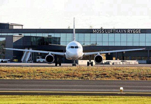 Nytt liv til Rygge: Forslaget fra generalmajor Tor A. Sandli innebærer at transportfly overtar den sivile aktiviteten på Rygge.