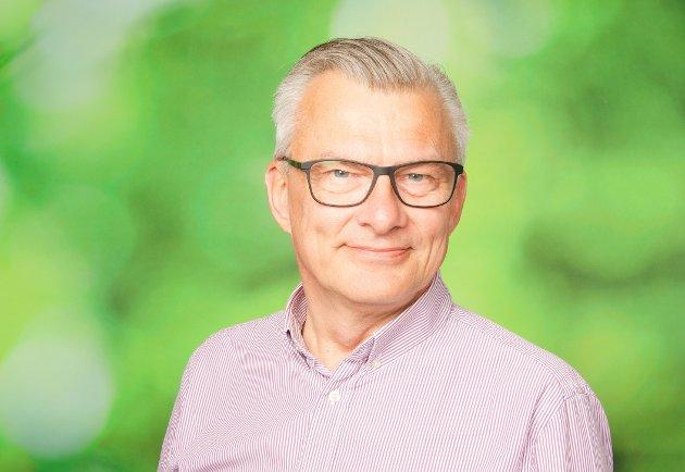Roger Granum, tidligere fylkesleder i Oppland Venstre