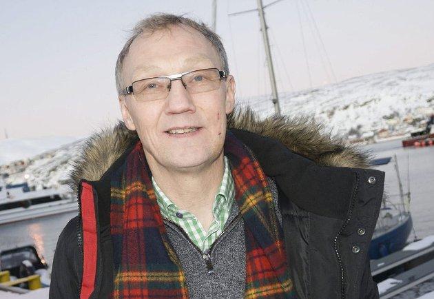 ØNSKER GOD PROSESS MED MÅSØY: – Vilje til investeringer i kaianlegg og god ruteproduksjon er til stede i Finnmark fylkeskommune, skriver Geir Ove Bakken.