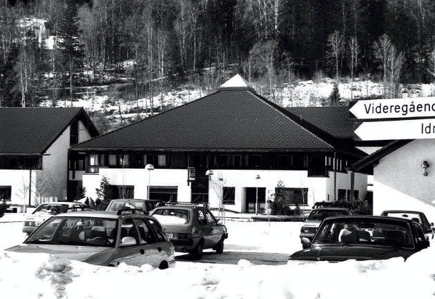 Numedal videregående skole, 1992.