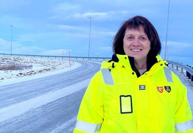 Staten må kjenne sin besøkelsestid og investere i Troms og Finnmark, mener fylkesråd for samferdsel Kristina Hansen.