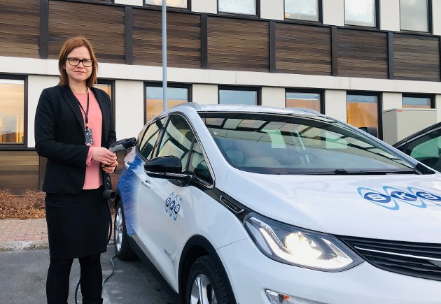 - SKS og resten av fornybarnæringen i Nord-Norge har mer enn nok kraft til å kunne bidra til Norges og EUs klimamål, skriver Liina Veerme, konsernsjef Salten Kraftsamband AS, Fauske