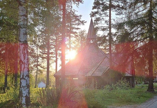 TAKKNEMLIG: Stig Hamstad skriver i denne kronikken om sin opplevelse av hjelpen han får på Modum Bad og hvor takknemlig han er.
