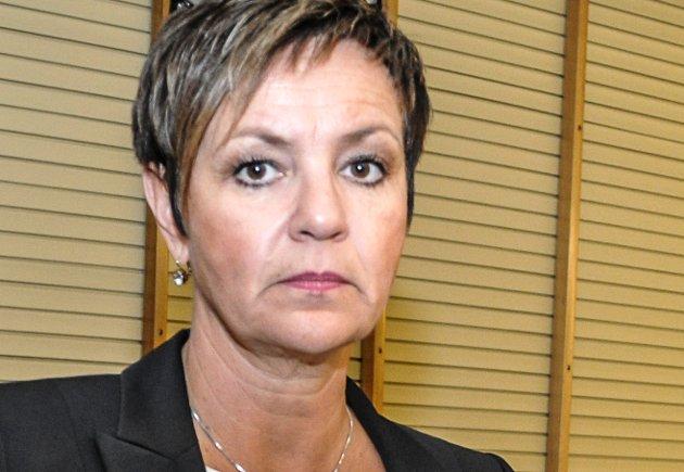 Anne Tingelstad Wøien, Senterpartiet. ARKIVBILDE
