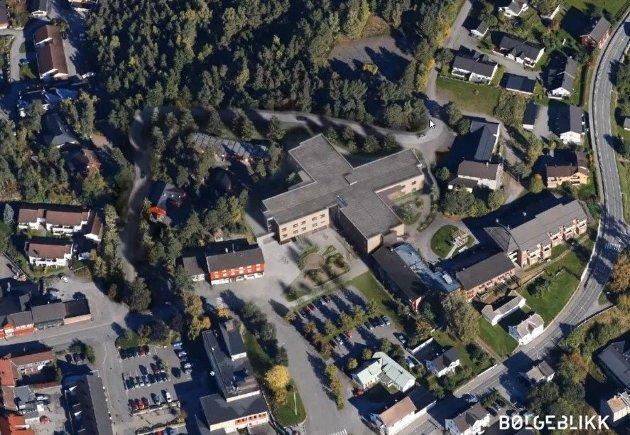 Planlagt: Slik er det nye sjukehjemmet planlagt.