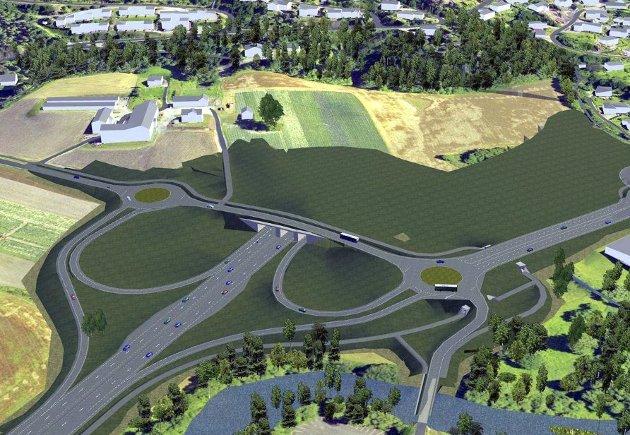 Ny runde med Rv 23: I 2015 står det å lese i RHA at utbyggingen av Riksvei 23 Dagslett - Linnes ble vedtatt i Stortinget. Nå blir det ny runde.