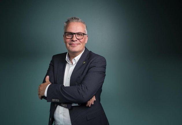 Tommy Reinås er førstekandidat for MDG i Nord-Trøndelag.