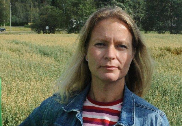 MÅ STØTTES: Små og mellomstore bedrifter er viktige i lokalsamfunnet og må få gode rammebetingelser, mener Sps Ida Eliseussen.