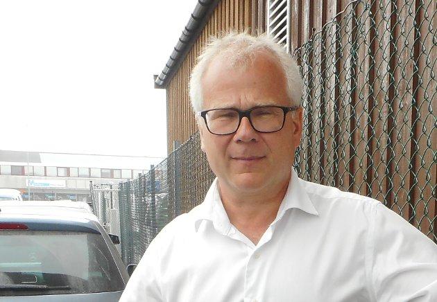 Knut Hansen, adm. direktør i NEAS og styreleder i Nordmøre og Romsdal Regionalnett (NNR). Foto: Tidens Krav.