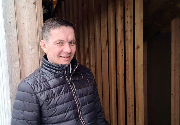 Torfinn Johansen, sametingskandidat for Nordkalottfolket i Østre valgkrets
