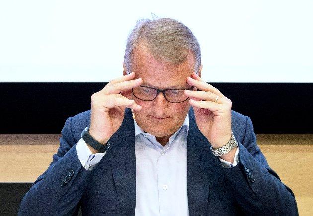 DNB og konsernsjef Rune Bjerke er i sentrum for den norske kritikken. Terje Bjørlo mener penger til skatteparadis er en naturlig konsekvens av den økonomiske politikken som føres.