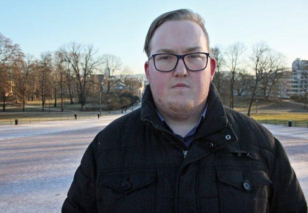 Kristoffer Lorang Mathisen: Jeg nekter å forholde meg til at folk ikke kan elske den de vil i dette landet.