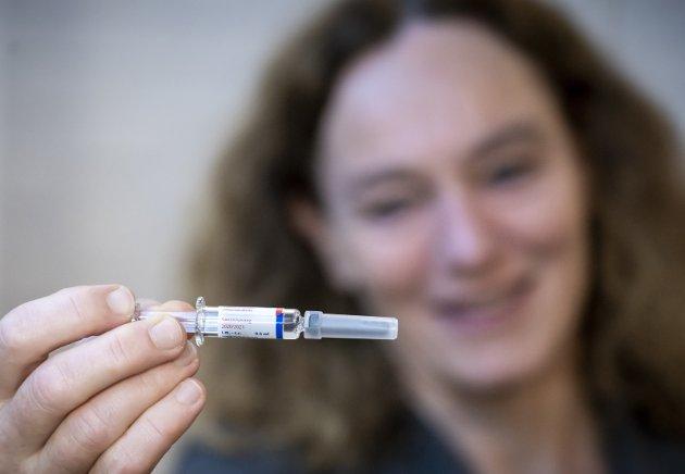 Tryggere: De første vaksinene mot korona er satt, og nå får de første beboerne på institusjoner for eldre i Gudbrandsdalen sine vaksiner.