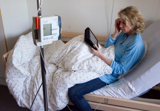 – Bruk oss: Landets pasient- og brukerombud mottar årlig over 15.000 henvendelser fra mennesker som trenger hjelp til å orientere seg i en labyrint av pasientrettigheter og vanskelige helsesystemer, skriver innsenderen som oppfordrer folk som trenger hjelp til å ta kontakt. Illustrasjonsfoto: NTB scanpix.