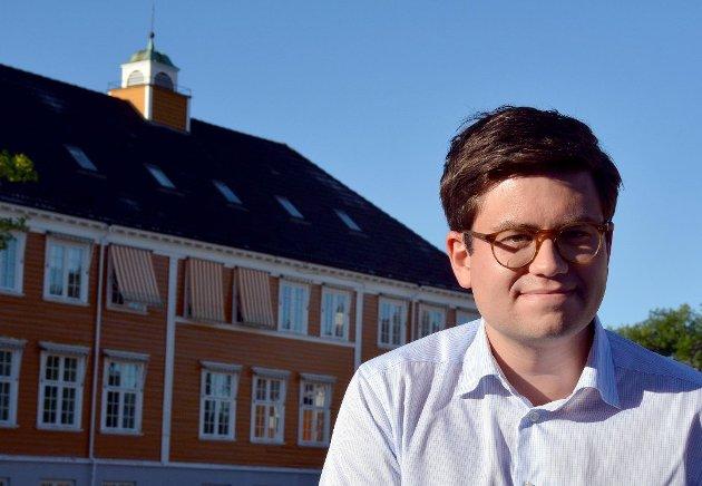 Espen A. Volden, Indre Østfold Høyre