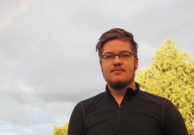 Ivar Østby, skole- og arbeidsleder AUF i Trøndelag.