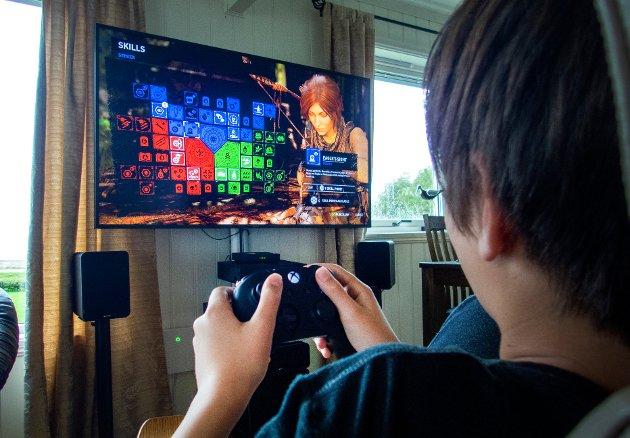 MESTRING: - I spillverden får de til ting – det er en arena hvor ungdom opplever mestring, skriver artikkelforfatteren.