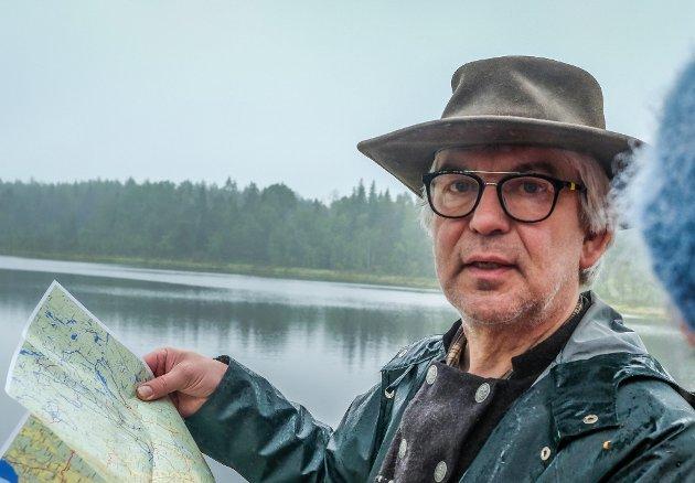 Halvor H. Hartvig, naturgeograf