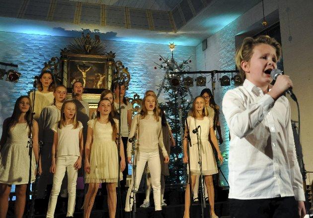 Julekonsert i Hole kirke
