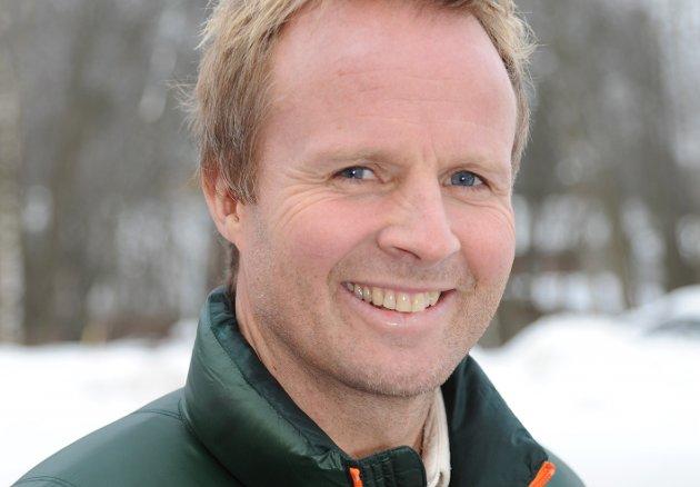Geir Skari, en av flere i næringslivet som ønsker Nye Veier AS velkommen til å ta seg av riksvei 4.