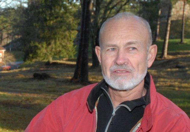 Hans Jan Bjerkely (vara til kommunestyret for MDG)