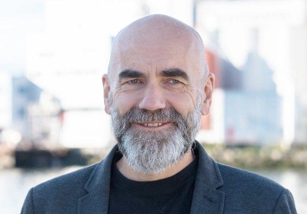Jørn Martinussen, 5. kandidat til stortingsvalget for Nordland Venstre, Sortland