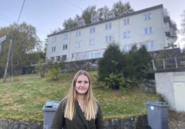 Arna mottak skal etter planen nedlegges ved nyttår. Sveen ber UDI utlyse ny anbudskonkurranse for asylmottaksdrift i Bergen snarest. FOTO: PRIVAT