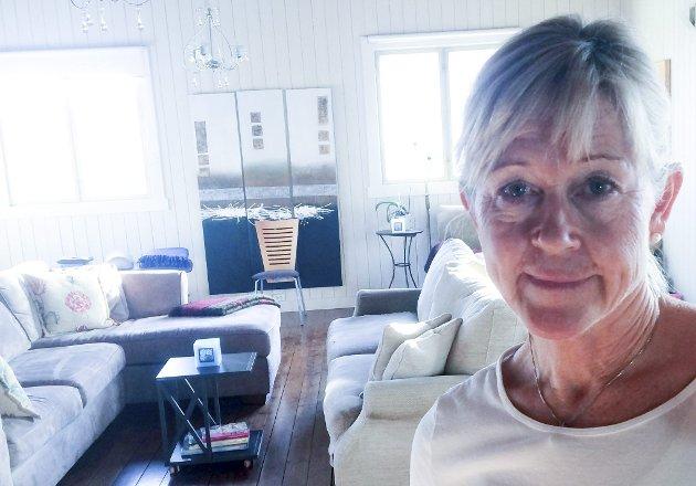 Marina Wedenberg fikk sjokk etter at hun leide ut huset forrige helg. – De hadde etterlatt huset mitt som en svinesti, fortalte hun til BA. Nå ber hun både russen og foreldre ta ansvar for å sørge for at slike herjinger som skjedde på Geilo i år, ikke skjer igjen. Foto: Privat