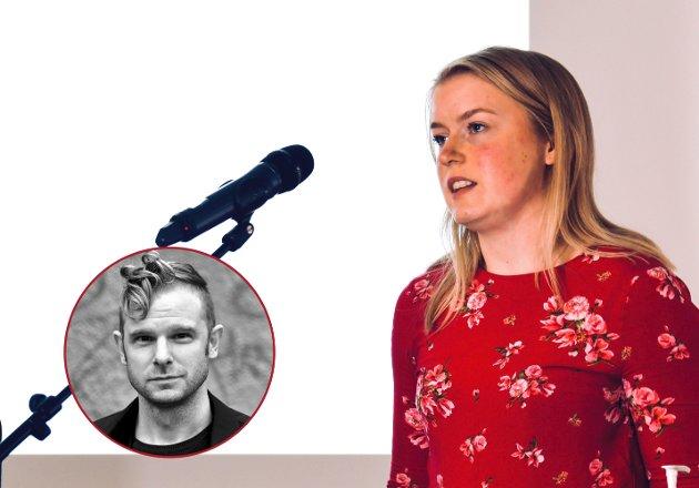 Sofie Rosten Løvdahl, som selv var på Utøya, holdt et viktig innlegg i bystyret i kveld. Det er dessverre litt for talende for det politiske Norges håndtering av 22. juli at hun måtte holde det selv, skriver politisk redaktør i Nordlys Snorre Valen.
