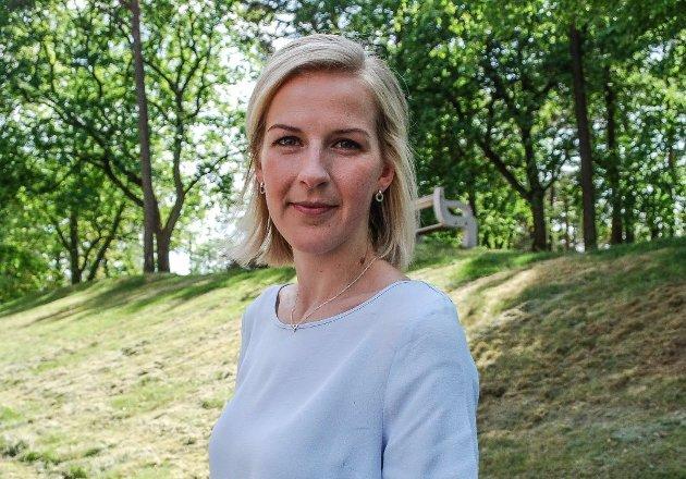 Elise Bjørnebekk-Waagen, stortingsrepresentant for Østfold Ap. (Foto: Stina Mikalsen)