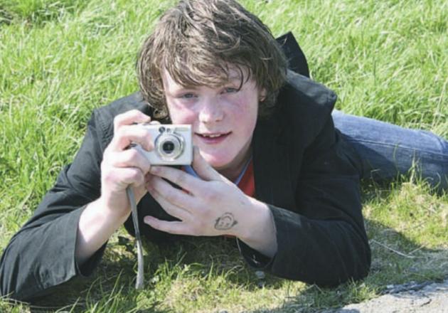 I mai 2006 havnet 16 år gamle Torvald Lekvam i avisen fordi bilder han hadde tatt hadde prydet forsiden på spanske fotomagasin.