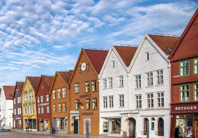 Ta vare på Bryggen, flytt den på museum.