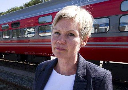 Stortingsrepresentant Åsunn Lyngedal.