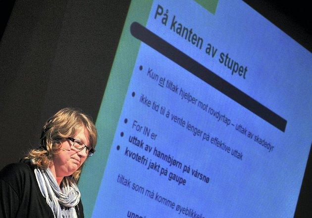Staten må bidra i omstillinga med å få norsk arbeidskraft inn i landbruket i Norge. Gjennom jordbruksavtalen må vi legge til rette for økt beitebruk på innmark og i utmark. Aktive familiebruk, slakteri, foredlingsbedrifter og distributører i hele landet må opprettholdes for å sikre bosetting og sysselsetting i hele landet, skriver Tone Våg (Ap)