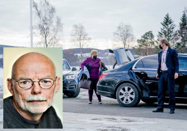 STORTINGSVALG: Selv ikke Einar Gerhardsen vant tre påfølgende stortingsvalg som statsminister. Så hvorfor skulle Erna Solberg klare det, spør Gunnar Tore Larsen.