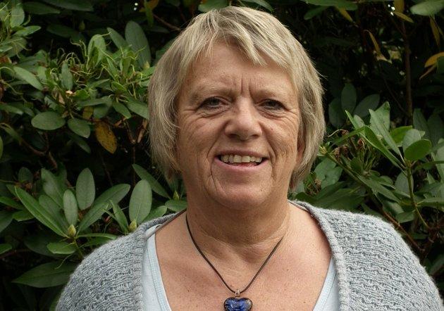 HYLLEST: Laila Brandsdal Johnson vil hylle de kvinnene som er, og vil bli, minstepensjonister.