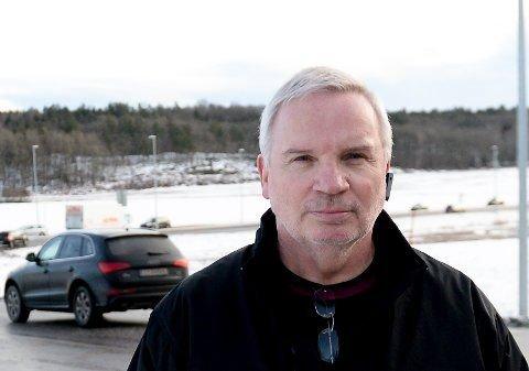 Johan Morten Nome Styremedlem FNB Vestfold og Telemark