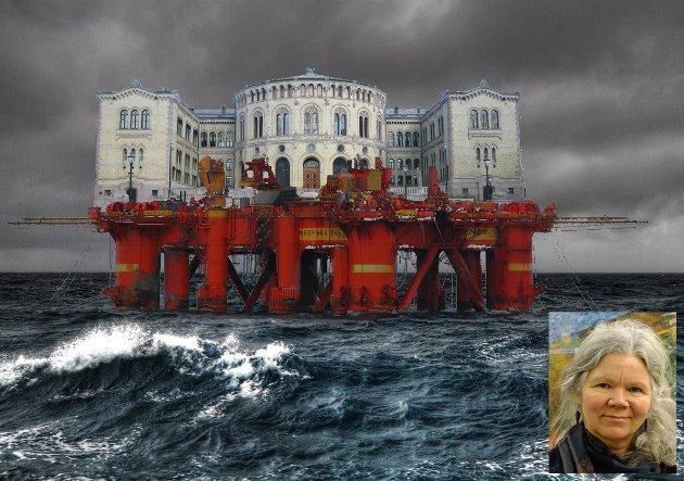 I den nye regjeringsplattformen leser vi bl.a. følgende: « ... De kommende årene vil olje- og gassnæringen fortsatt spille en nøkkelrolle i norsk økonomi, og bidra i betydelig grad til finansieringen av det norske velferdssamfunnet».