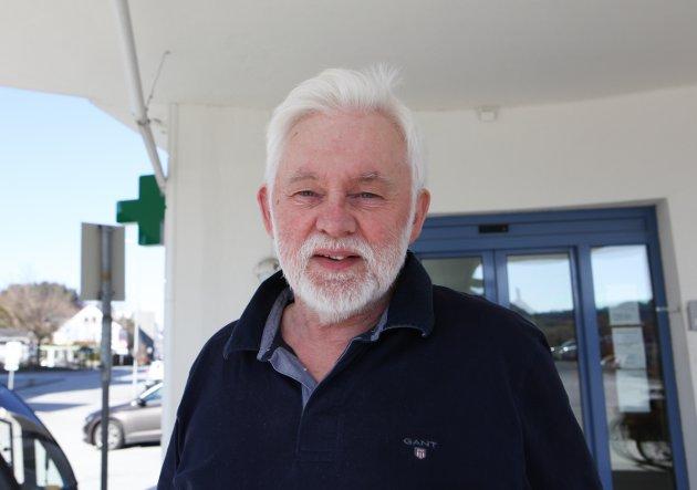 VIL BLI SAKNA: Jan Helge Dale har lagt ned ein solid innsats som kommunelege, skriv Sølve Løkkebø i dette innlegget.