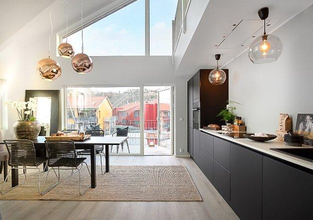 Salget av leilighetene i Kiellands gate 2 fikk fart på seg da Stavlund eiendomsmegling overtok prosjektet. Nå gjenstår to av ti leiligheter.